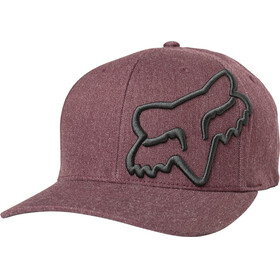 Fox Clouded Flexfit Hat cardinal